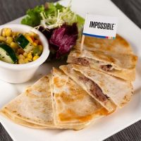 Impossible™ Cheese Quesadilla