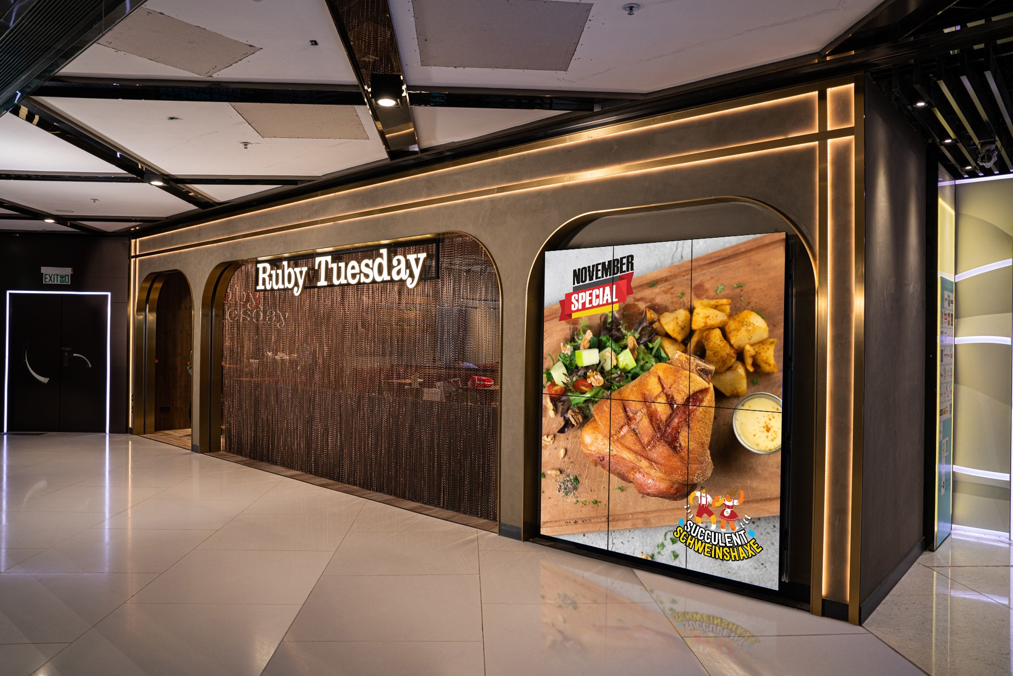 Ruby Tuesday Tsuen Wan
