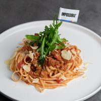Impossible™ Bolognese with Linguini<br>Impossible™ 香濃肉醬意大利幼麵